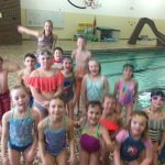 Kent City Junior Swim Team learning what it takes to be a competitive swimmer