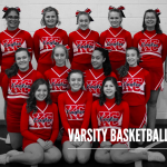 Meet the 2018-2019 Kent City Basketball Cheer Team