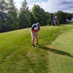 Golf team meeting and Kent City apparel order