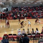 Kent City loses to Muskegon, 55-50, in the regular season finale