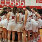 Varsity Girls Basketball earns several post-season awards and sets new MHSAA records