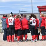 Varsity Softball Loses Two at Hesperia; Krueger Back!