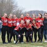 Middle School Softball team picks up 17-4 victory over Mona Shores in first ever game