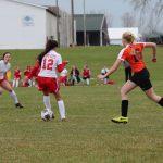 Varsity Girls Soccer @ Grant -- 4-17-2019