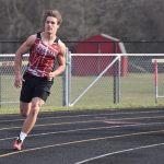 Kent City Boys' Tracksters Compete at the Grand Rapids Elite Invitational