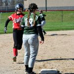 J.V. Softball vs. Hesperia -- 4-23-2019