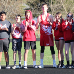 KC Middle School Track/Field at Reed City