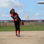 Preston shines striking out 13, Kent City Junior Varsity sweeps White Cloud