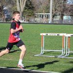 Middle School Track and Field @ Reed City 4-24-2019