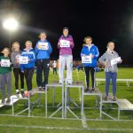 Kent City Elite Track & Field Invitational Award Stand 4/26/19