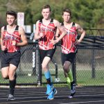 Boys' Track & Field Finish The Dual Meet Season With A Perfect Record; Prepare For The Conference Meet This Thursday At Morley Stanwood!