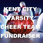 Varsity Cheer Team Bowling Fundraiser!