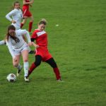 Varsity Girls' Soccer ends the week 0-2-1