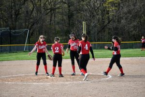 Junior Varsity Softball @ Orchard View — 5-13-2019