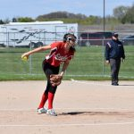 J.V. Softball vs. Holton -- 5-14-2019