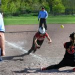 J.V. Softball runs into a tough Fremont squad