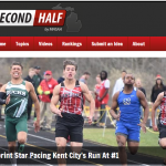 Sprint Star Pacing Kent City's Run at #1 — Giovanni Weeks featured on MHSAA's Second Half