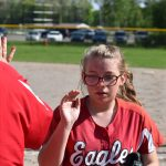 Junior Varsity Softball vs. Kelloggsville -- 5-22-2019