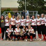 Varsity Softball Earns District Championship!