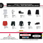 Kent City Fall Sports Team Shop presented by BSN