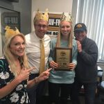Zara Weber is Burger King's Athlete of the Year