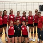 JV volleyball earns three wins in two days
