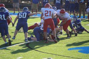 KC J.V. Football vs. Oakridge 9-5-19