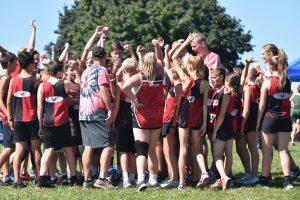 Middle School Cross Country @ Sparta Invite 9/14/19