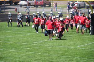 KC 5th/6th Grade Rocket vs. Newaygo 9-14-19 Coach Meade's Team