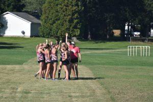 Varsity Cross Country CSAA Jamboree @ Lakeview 9/17/19