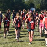 Kent City Girls' and Boys' Middle School Cross Country Win 1st CSAA Silver Division Jamboree