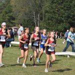 MS Girls' and Boys' Cross Teams Both Earn Trophies At Evart Invitational