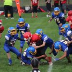 78ers shut out Morley Stanwood 16-0