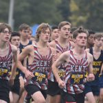 Eagles Drop Time and Race Well at Shepherd