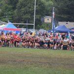 Middle School Cross Country Teams Impressive in 25 Team Shepherd Invite