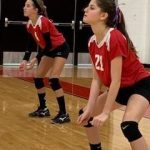 7th grade volleyball earns two victories