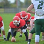 Kent City jumps all over the Red Devils; Kent City 55 Holton 6
