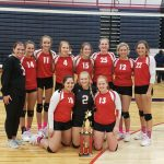 JV volleyball earn 3 wins at Tri-County quad