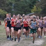 Varsity Cross Country CSAA Silver Jamboree @ Holton 10/15/19