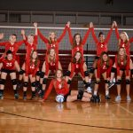 8th Grade Volleyball Ends Season in Final Tournament