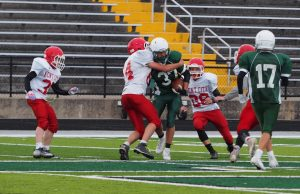 JV Football Travels to Coopersville – come home with the win!  10/17/19