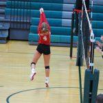 Varsity Volleyball at Hesperia  10/23/19