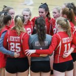 Varsity ends regular season with a sweep of the Red Devils