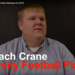 Eagles Looking Forward to the Opportunity — Watch an Interview with Head Football Coach Bill Crane