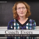 It has been a great year!  Watch an interview with Head XC Coach Jill Evers