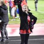 Varsity Sideline Cheer 11/1/19