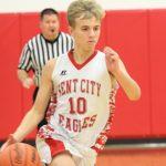 JV Boys Basketball defeats White Cloud 69-33