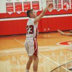 Boys Freshman Basketball Falls to Big Rapids In Season Opener.
