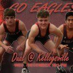 Varsity Wrestlers travel to Kelloggsville on Wednesday, December 18, 2019