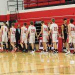 JV Boys Basketball vs. White Cloud 12-12-19